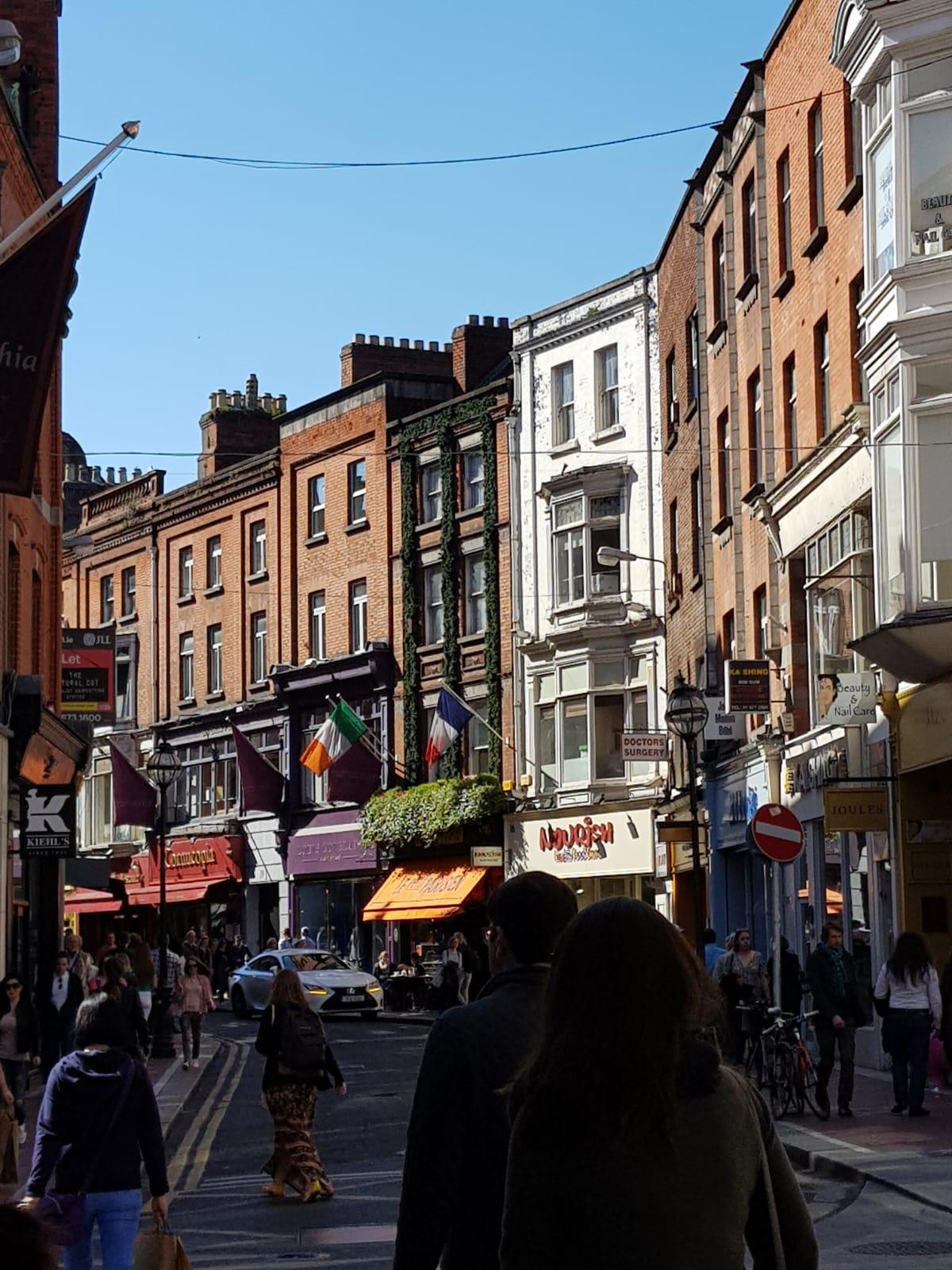 Residency in Ireland